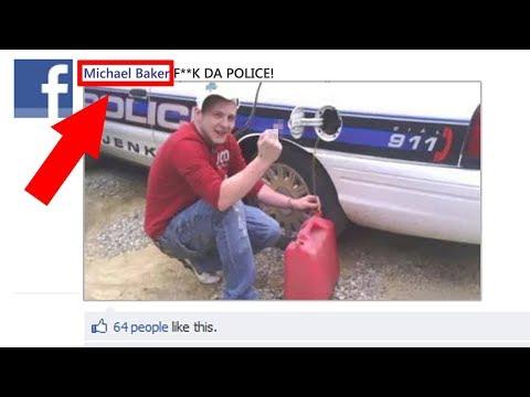 10 Stupid Criminals Caught on Social Media!