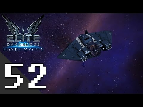 Neutron Star Nebula! - Elite: Dangerous Horizons - Episode 52