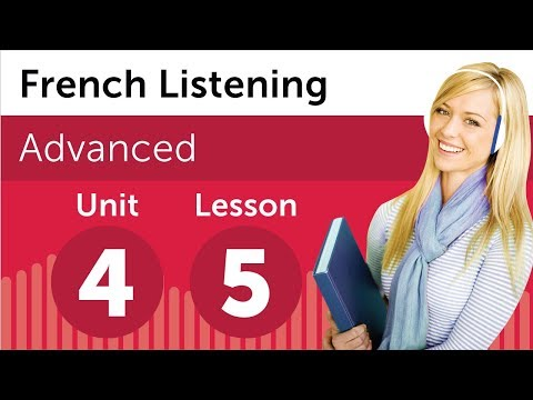 French Listening Practice - Making a Complaint in French