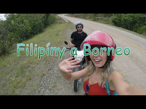 Filipíny a Borneo 2017