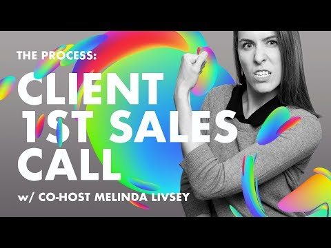 First Client Meeting Sales Call— Role Play w/ Melinda Livsey Ep7