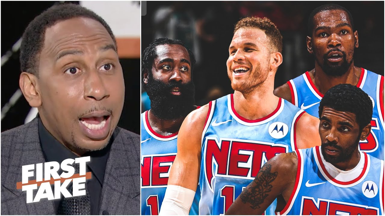 Stephen A.: Blake Griffin to the Nets is a big deal | First Take
