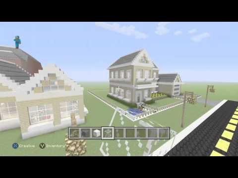 minecraft-house tutorial