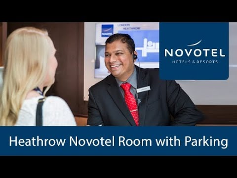 Heathrow Novotel Room With Parking | Holiday Extras