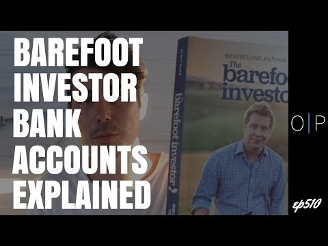 Barefoot Investor Bank Accounts and Buckets Explained