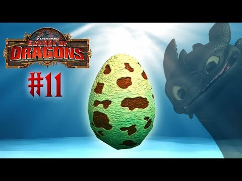 FIRST DRAGON EGG!!! School of Dragons - Ep. 11