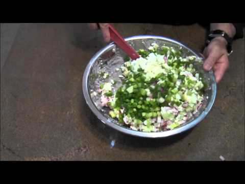 Salad Recipes? Cottage Cheese? Cottage Cheese Vegetable Summer Salad