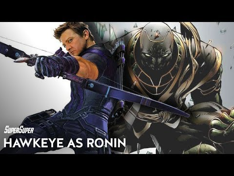 Why Hawkeye May Become Ronin in Avengers 4? | Explained in Hindi
