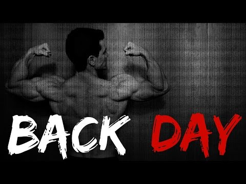 HOW TO BUILD A BIGGER BACK