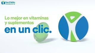 Haz tu compra segura en San Pablo, tu Farmacia Digital.