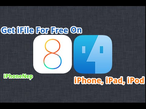 How To Get iFile For Free On iPhone, iPad Mini, iPod Touch & iPad Air- iOS 8.4 or Below (Any iOS)
