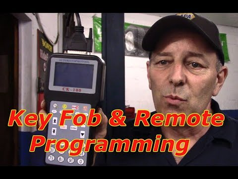 How To Program A New Key For A Honda Accord
