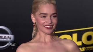 Emilia Clarke says Last Christmas casting was 'wonderful'   Daily Celebrity News   Splash TV