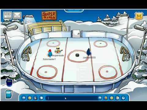 Club Penguin - How To Make Your Game Version Defferent. New Idea