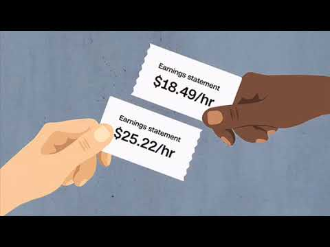 The Black Wage Gap