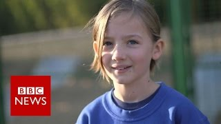 Meet the kids who think for themselves - BBC News