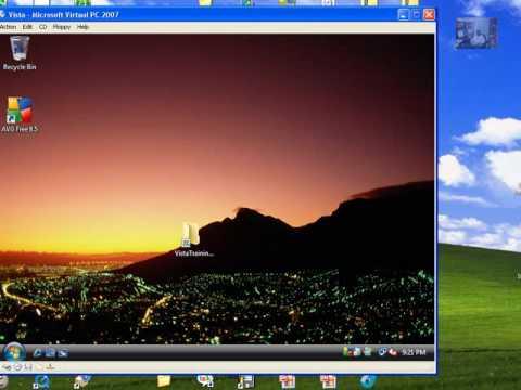 Managing Windows Vista Firewall
