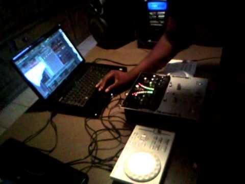 DJ Jonty Performance Practice