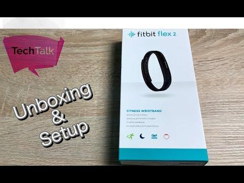 Fitbit Flex 2 Unboxing & Setup
