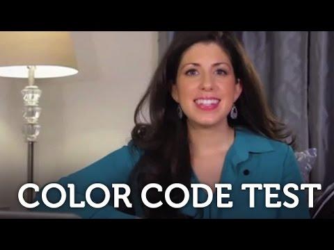 Color Code Test   ChristianMingle