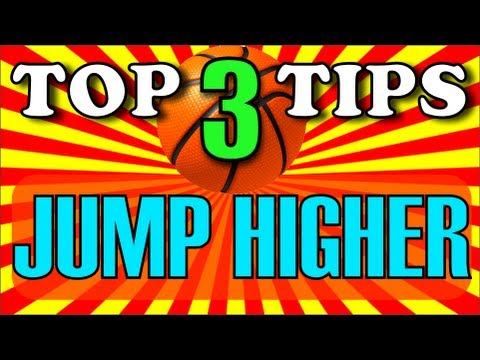 How to Jump Higher in Basketball to Dunk - Top 3 Tips