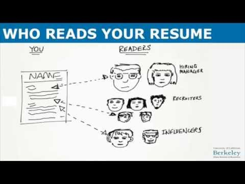 Building Your Resume, Video 1