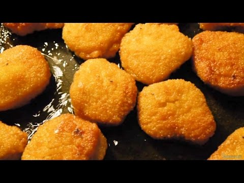 cooking Crispy Fried Tyson Chicken Nuggets 🍗👌