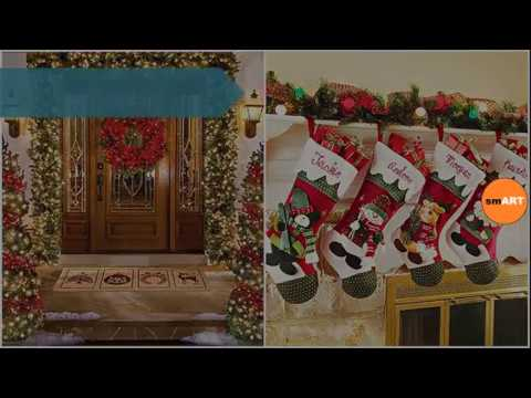 Cheap Christmas Décor - Christmas Window Decorations