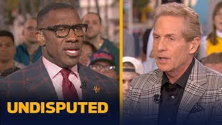 Skip & Shannon react to the news of Kobe Bryant's passing | UNDISPUTED | LIVE FROM MIAMI