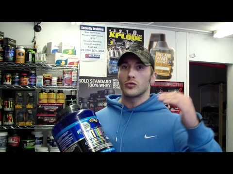 Gaspari Nutrition IntraPRO - Product Review - Bodybuilding4you.co.uk