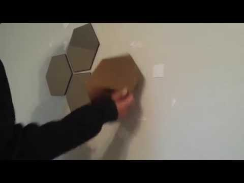 How to remove IKEA HONEFOSS Mirrors