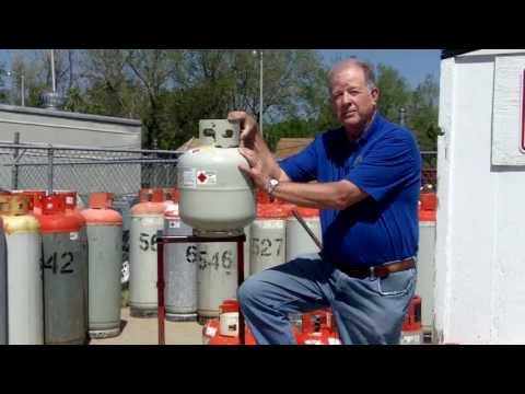 Arvada Rent-Alls Propane Tank Refill  - $ .95 cents / per pound now