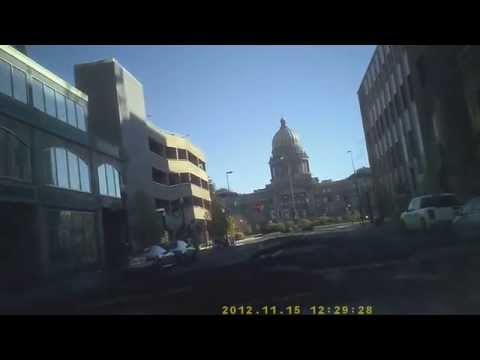 Storming the Capital in Boise, Idaho with Illegal Tags