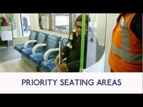 3: An accessible Tube journey (audio description)