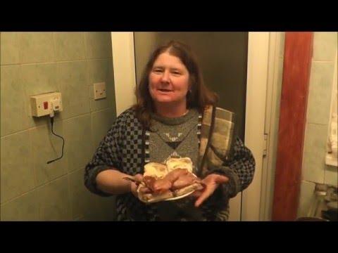 Making A Bacon & Egg Sandwich