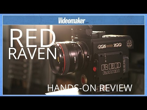 RED RAVEN - Hands-on Review - PLUS, Post Production Workflow