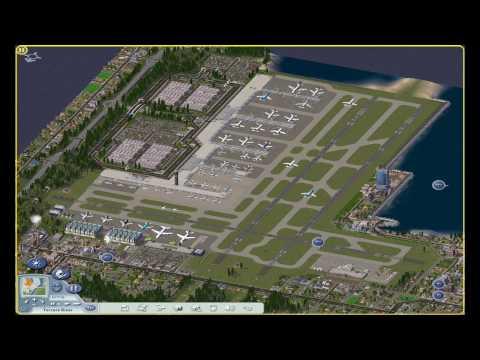 Sim City 4 Airport (St. Petersburg International Airport)