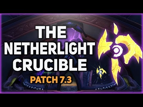 The Netherlight Crucible