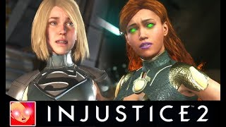 Injustice 2 - All Saddest Intro Dialogues