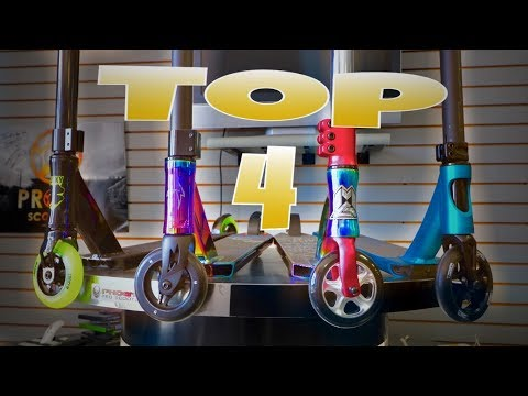 TOP 4 BEST CHEAP PRO SCOOTERS