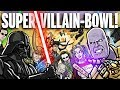 SUPER VILLAIN BOWL TOON SANDWICH