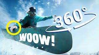 5 Videos mas Increibles en 360 | Mega Roller Coaster Skydiving en 360 Realidad Virtual Kaboomred