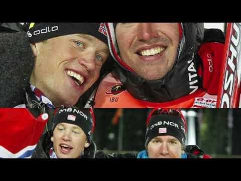 Братья Бё/Йоханнес и Тарьей/Johannes Thingnes Bø and Tarjei Bø