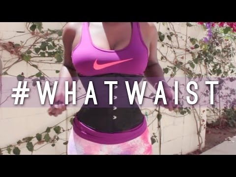 Corsets Waist cinchers and waist training