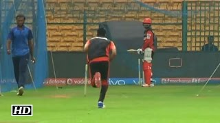 IPL9 Virat vs Dhoni: RCB Practice Hard For Must Win Game