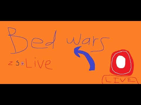Bed Wars And Skywars!! Come And Join!! Sub Goal:900