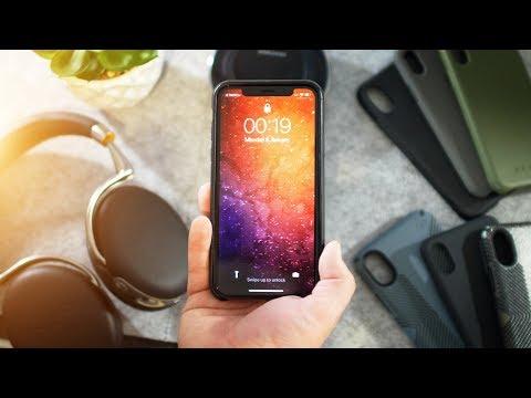 Top 5 iPhone X Cases!
