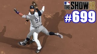 THIS IS FREAKY! | MLB The Show 18 | Road to the Show #699