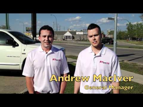 Credit Amnesty 2012 - Winnipeg Used Car Sale - John & Andrew MacIver