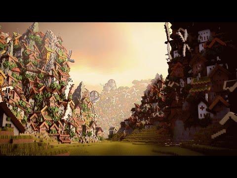 [Minecraft Cinematic] La vallée d'or by MrBatou + DOWNLOAD